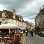 Le centre ville de Beaune