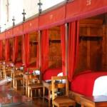 La Salle des Pauvres de l'Hôtel Dieu à Beaune