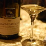 """Chassagne-Montrachet blanc 1er Cru """"Clos Saint Jean"""" 2011 du domaine Parigot"""