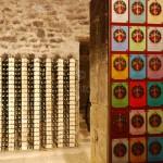 château du Clos de Vougeot - Pièce des vins tastevinés