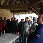 """Visite """"guidée"""" au Château du Clos de Vougeot"""