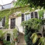 La maison familiale du domaine Quivy à Gevrey-Chambertin