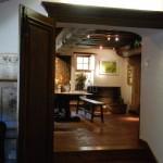 Salle de dégustation du domaine Quivy - Gevrey-Chambertin