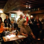 Dégustation au domaine Quivy à Gevrey-Chambertin