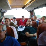 Le voyage en Bourgogne débute sous les meilleurs auspices... Sans jeu de mots :-)