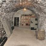 La cave du grand-père de la maison Goulin-Roualet