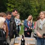 Pique-nique dans les vignes de Villedommange