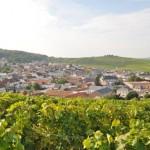 Village de Verzenay, classé à 100% en Grand Cru