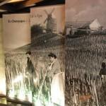 Exposition de l'écomusée au Phare de Verzenay en Champagne