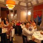 Repas gastronomique au restaurant Le Théâtre à Epernay