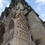 Extérieur Cathédrale de Reims