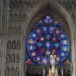 Vitrail de la Cathédrale de Reims