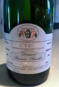 Domaine Barmès Buecher - Crémant d'Alsace
