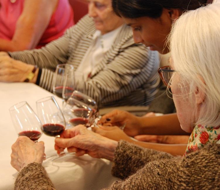 comparaison des vins rouges