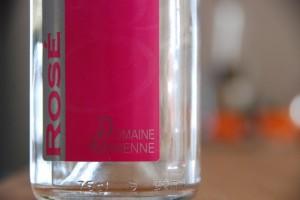 beaujolais rosé - Domaine de la Garenne