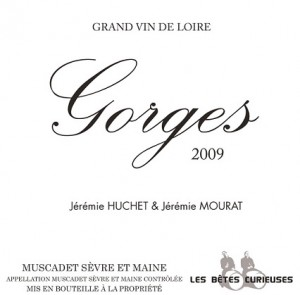 gorges muscadet