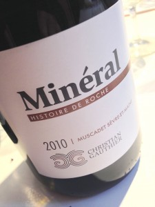 muscadet minéral éclat de roche2