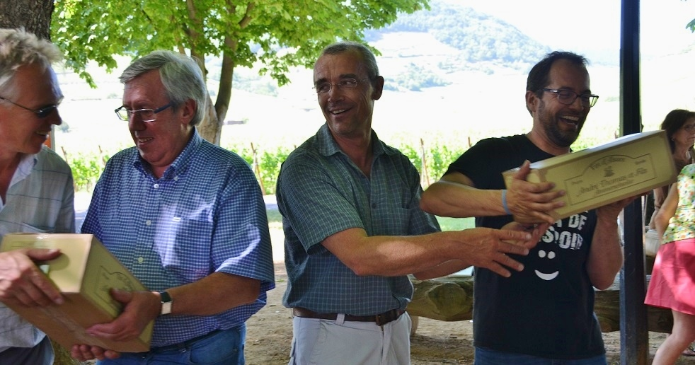 Quitou Wine Travel - Alsace