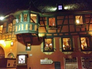 Quitou Wine Travel - Restaurant La Couronne - Scherwiller