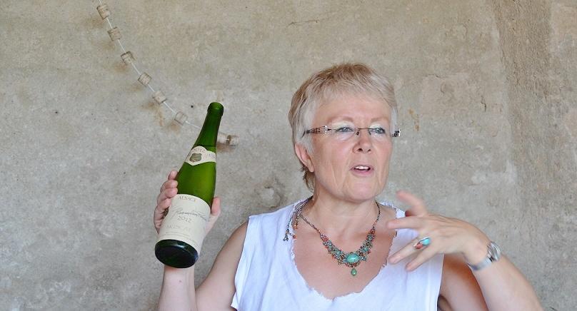 Françoise Klein - Domaine Klein Aux Vieux Remparts