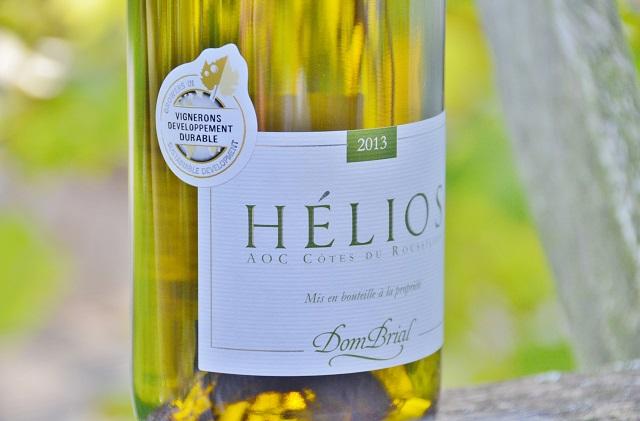 Côtes du Roussillon Hélios 2013 - Dom Brial