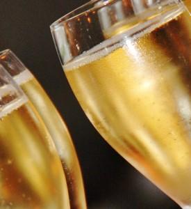 flute champagne