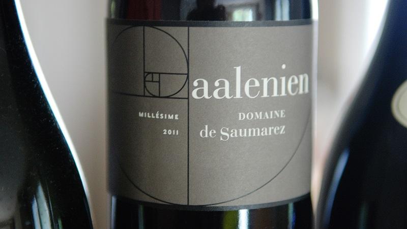 Domaine de Saumarez - Aalenien 2011