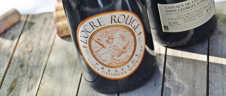 Vignerons de Saint Georges d'Orques - Cuvée l'Ocre Rouge