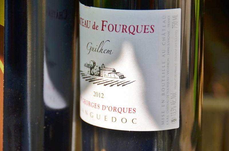 chateau de Fourques - Cuvée Guilhem