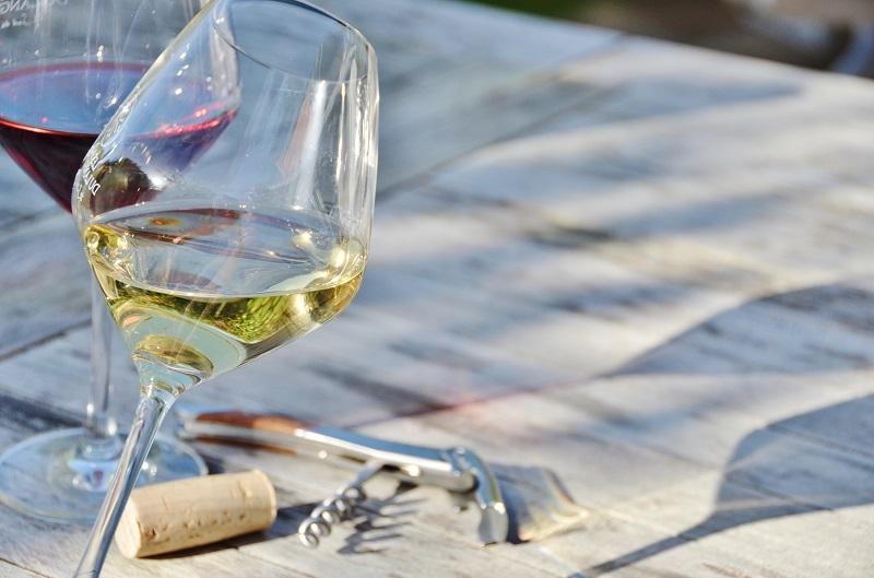 degustation vin blanc