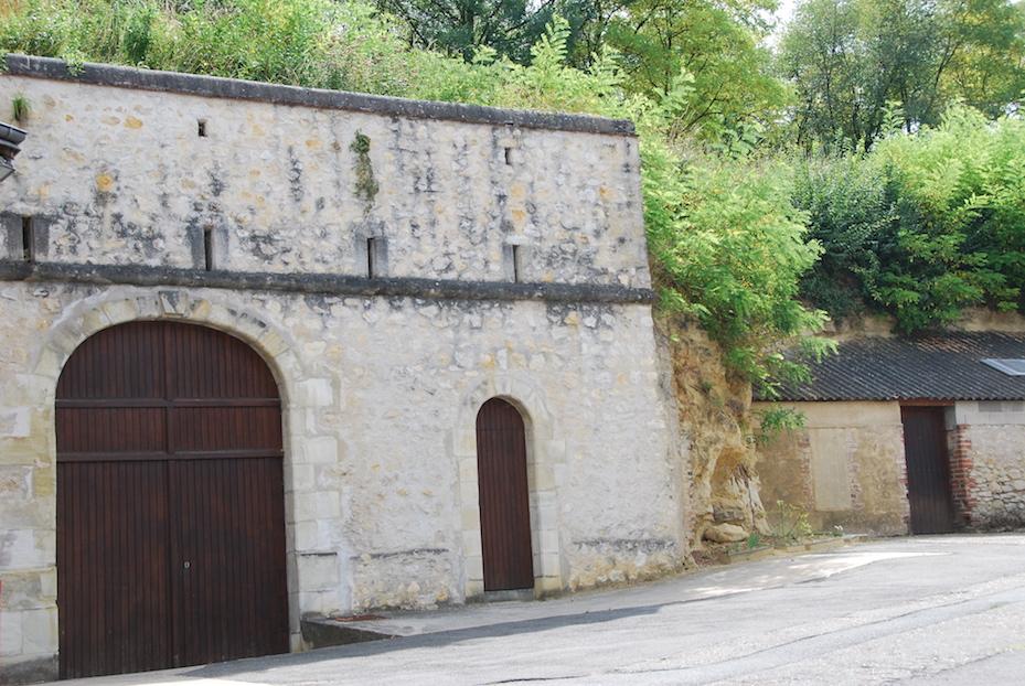 Caves du domaine Huet - L'Echansonne