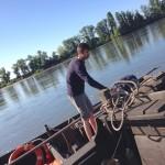 Romain Gadais - Pêcheur professionnel en Loire - Pêcheries Ligériennes
