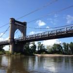 Pont de Langeais sur la Loire
