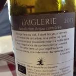 "Clos de l'Elu - Anjou ""L'Aiglerie"" 2013"