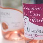 Cabernet franc, en rosé! Quitou Wine Travel en Loire - Touraine - Juin 2015