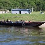 En Gabarre sur la Loire
