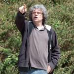 Passionnant Xavier Amirault, vigneron à Saint-Nicolas-de-Bourgueil