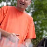 Laurent Herlin, vigneron à Chouzé-sur-Loire en appellation Bourgueil