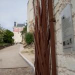 La Tour de l'Horloge du Château de Chinon