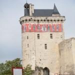La Tour de l'Horloge - Château de Chinon