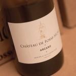 Saumur Blanc Arcane du Château de Fosse-Sèche