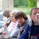 Dégustation au château de Fosse-Sèche - Quitou Wine Travel en Loire - Juin 2015