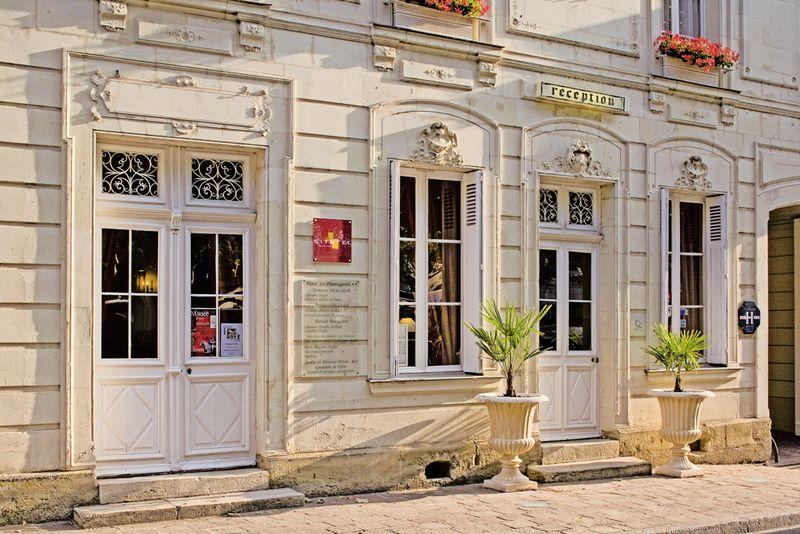 Hôtel Le Plantagenêt - Chinon - © touraineloirevalley.com