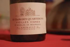 Clos des Quarterons - Thierry et Xavier Amirault - St-Nicolas-de-Bourgueil