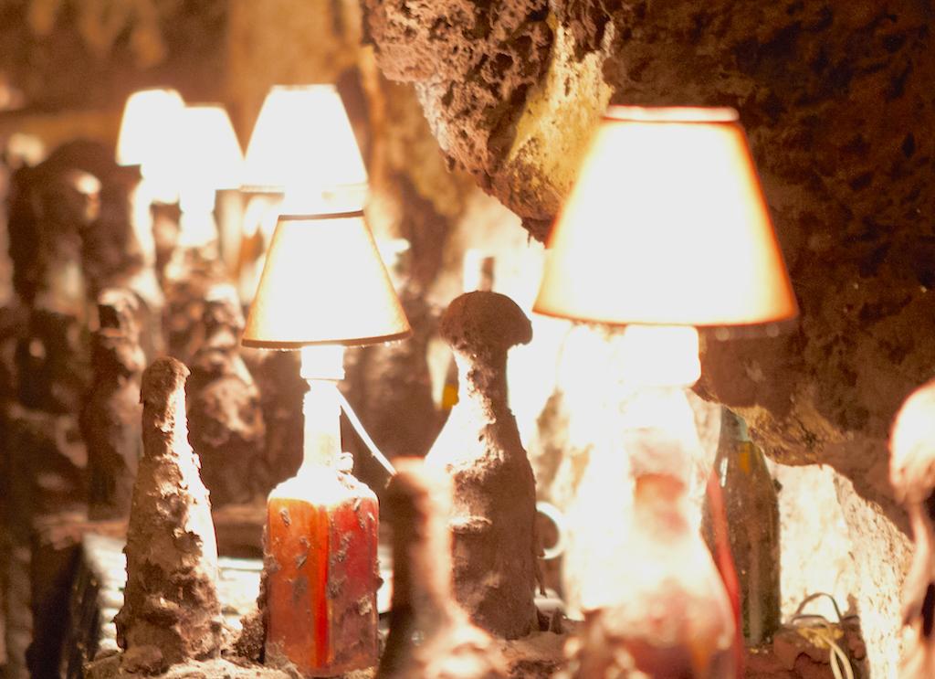 Cave de vieillissement du domaine Lamé Delisle Boucard