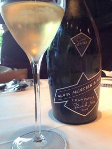 Champagne Alain Mercier - Cuvée Emile - Brut Blanc de Noirs
