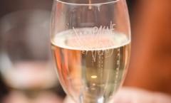 """verre de champagne """"Champagne et Vous"""""""