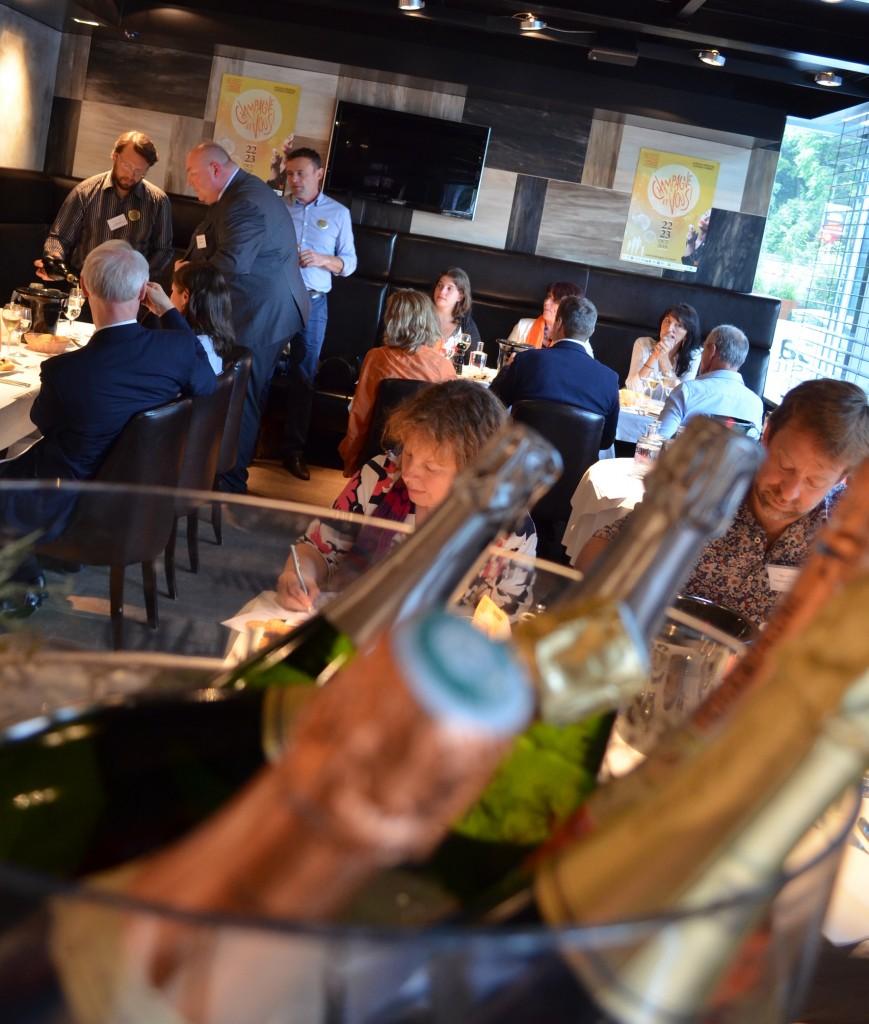Dîner de Presse - Park Side Brasserie Brussels