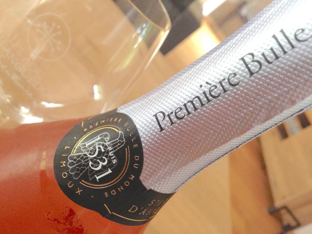 Première Bulle Rosé - Crémant de Limoux - Sieur d'Arques