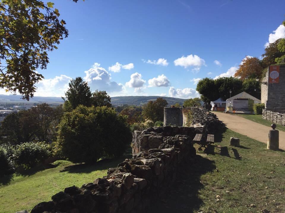 Château médiéval de Château-Thierry
